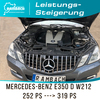Leistungssteigerung Mercedes-Benz E-Class E 350 CDI BLUETEC 252 PS W212 with Rambach PowerBox