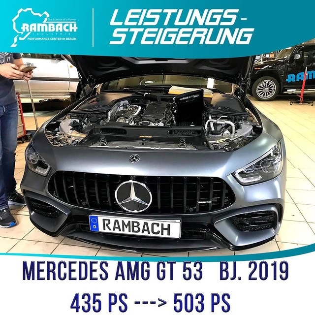Tuning Mercedes-Benz AMG GT 53 4MATIC+ (X 290)